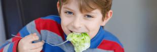 Cantines scolaires : dorénavant un repas végétarien chaque semaine