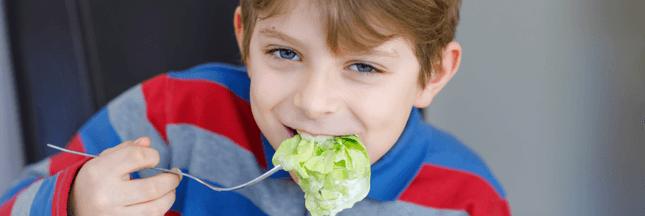 cantine menu végétarien
