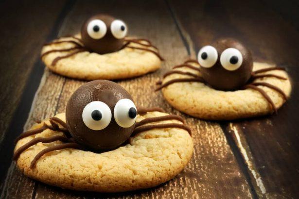 recette halloween biscuits