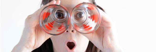 Bientôt de simples gouttes pour remplacer lunettes et lentilles?