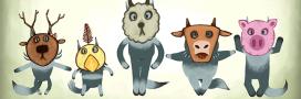 Sélection cinéma– Loups tendres et loufoques