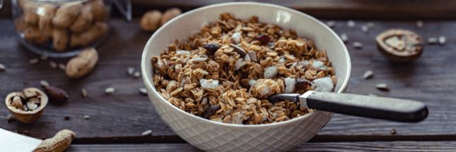 Le muesli du petit-déjeuner, un produit pas aussi sain qu'on ne le croit