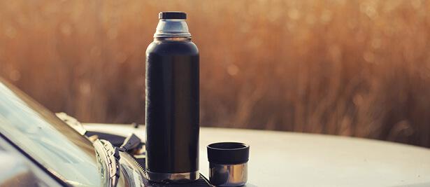 nettoyer gourde inox, bouteille isotherme, gourde acier