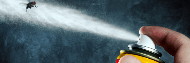 pesticides à domicile
