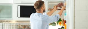 Organiser son frigo et ses placards pour préparer ses repas pour la semaine