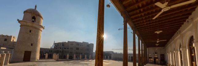 Des rues climatisées au Qatar pour supporter les températures extrêmes