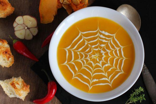 recette halloween salée