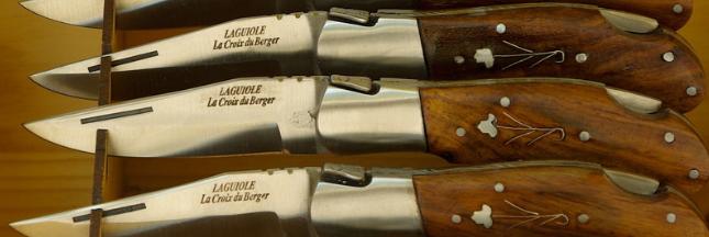 Vrai ou faux produits artisanaux? Le couteau Laguiole
