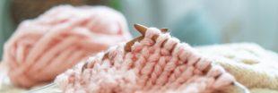 Apprendre à tricoter, c'est tendance !