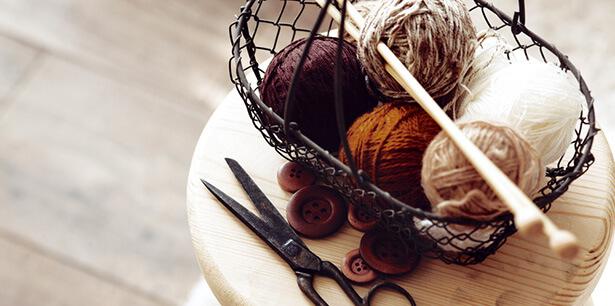 laine à tricoter éthique