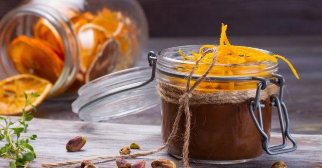 Recette dessert bio: mousse au chocolat à l'orange