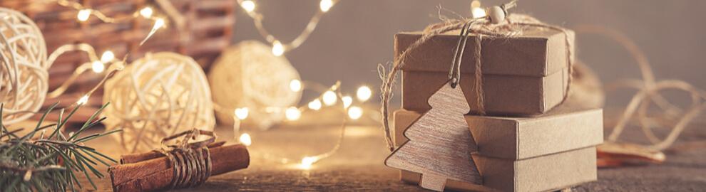 Un Noël éco-responsable: cadeau écolo et éthique au menu!
