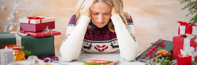 4 conseils pour rester zen pendant les fêtes de fin d'année