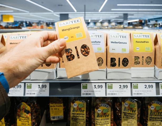 supermarche bio