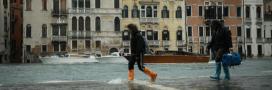 Venise en proie à l'une des pires inondations de son histoire
