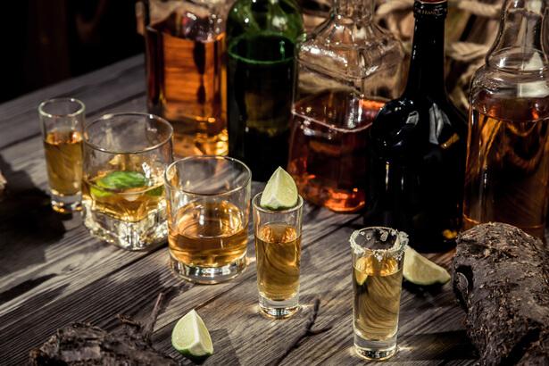 alcool polluant