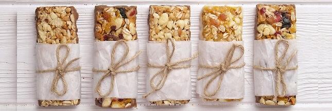 snack: recette goûter rapide, batch cooking
