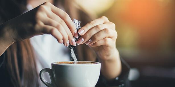 café starbucks sucre