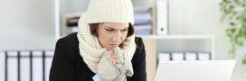 On sait enfin pourquoi les femmes sont toujours gelées au bureau