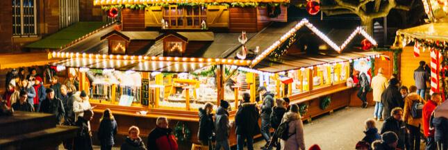 Sondage - Marché de Noël : le passage obligé avant les fêtes ! Ou pas ?