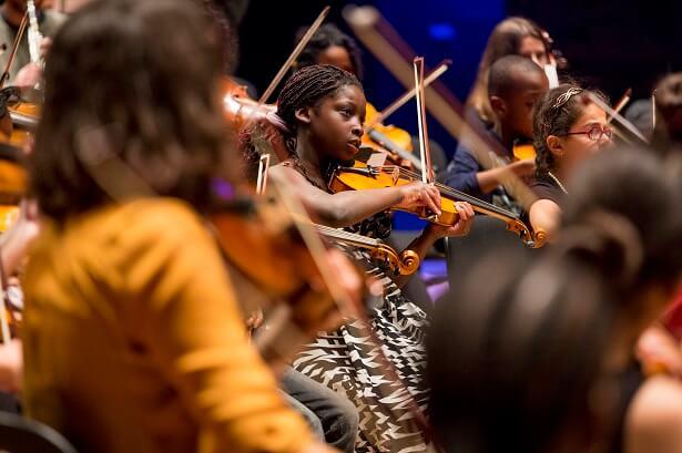 orchestre reussite