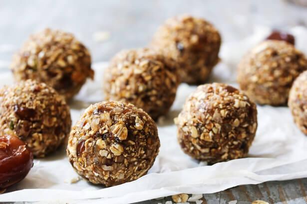 préparer des snacks: recettes de goûters rapides, batch cooking