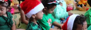 Faites rimer Noël avec solidarité