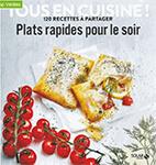 batch cooking livre plat express pour le soir