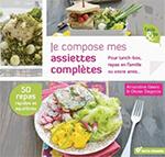 assiette complète batch cooking livre