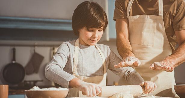 émission culinaire enfant
