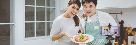 Émissions culinaires à la télévision: les enfants mangent  mieux!
