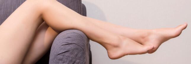 Comment faire passer les fourmis dans les jambes ?