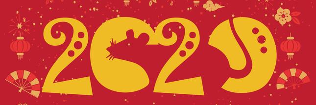 Horoscope chinois 2020 : les prévisions de l'année du Rat par signe