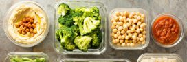 Idées recettes de meal prep végétarien et vegan