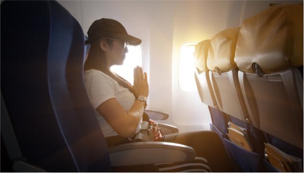 peur en avion