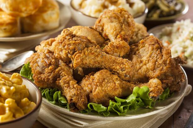 poulet americain