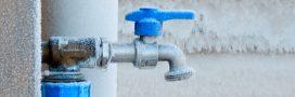Trucs et astuces: protéger ses canalisations du gel de l'hiver