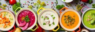 Les soupes en hiver : une belle louchée de bienfaits