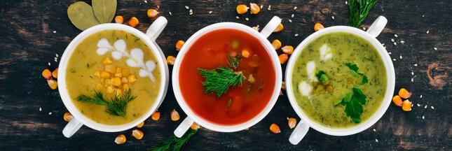 Que valent vraiment les soupes industrielles ?