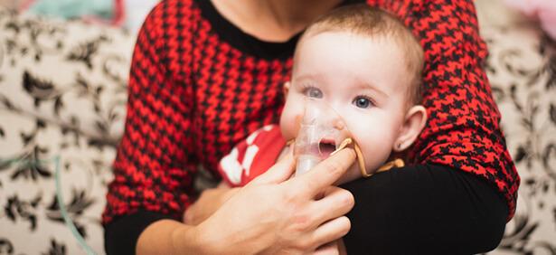 bronchiolite bébé
