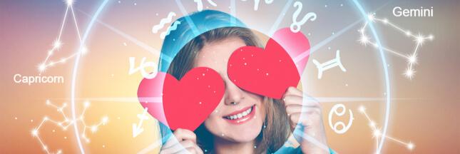 Saint-Valentin 2020 : l'horoscope de l'amour