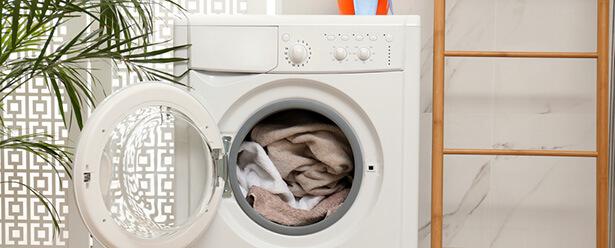 machine à laver microplastiques