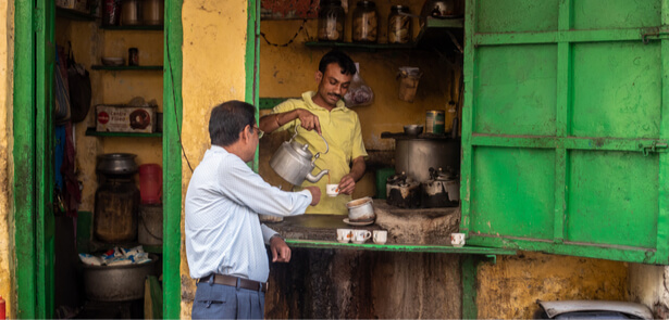 masala chai, thé masala