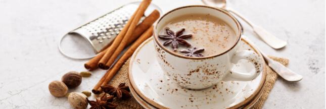 Recette boisson chaude cocooning: le Masala Chai