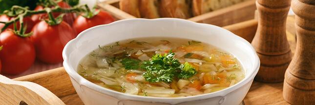 La soupe aux choux, une recette réconfortante pour l'hiver!