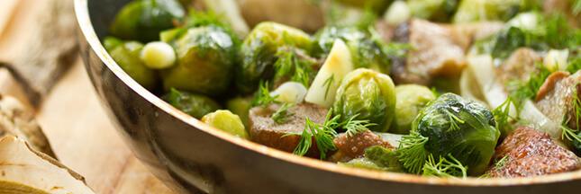 6 façons de cuisiner les choux de Bruxelles pour ceux qui n'aiment pas