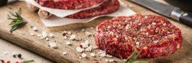 Steaks hachés industriels: quelles marques faut-il éviter?