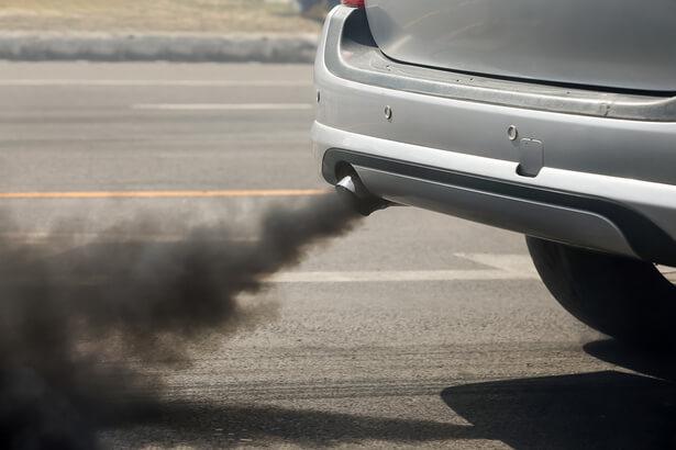 vehicule polluant