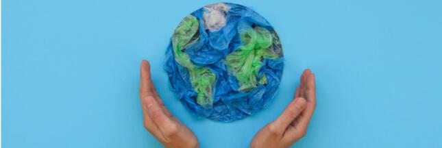 Atlas du plastique - Depuis les années 50, seuls 10% des plastiques ont été recyclés