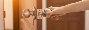 Désinfection: comment nettoyer ses poignées de porte